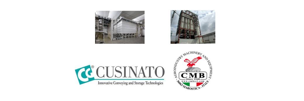 Con una svolta importante: Gruppo Cusinato acquisisce CMB