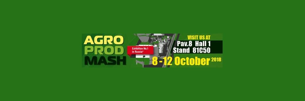 AgroProdMash 2018