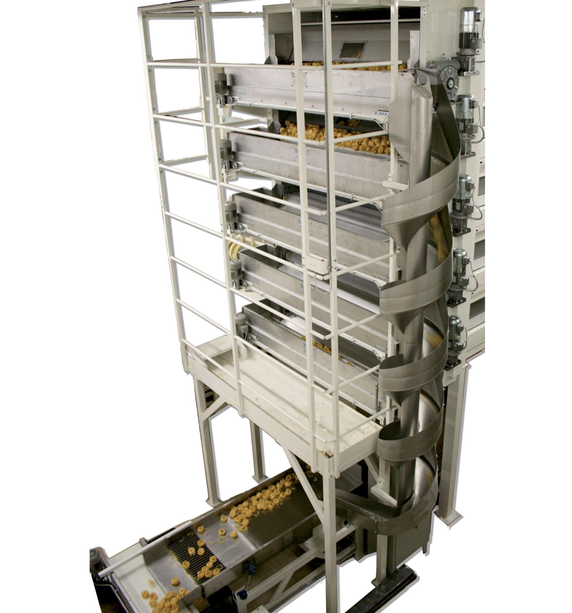 sistemi di stoccaggio a nastri per nidi - foto1