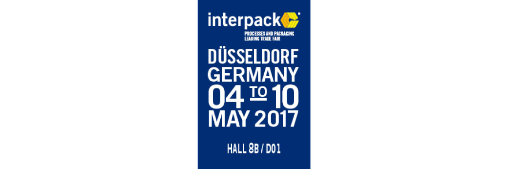 Interpack Fair 2017 Dusseldorf