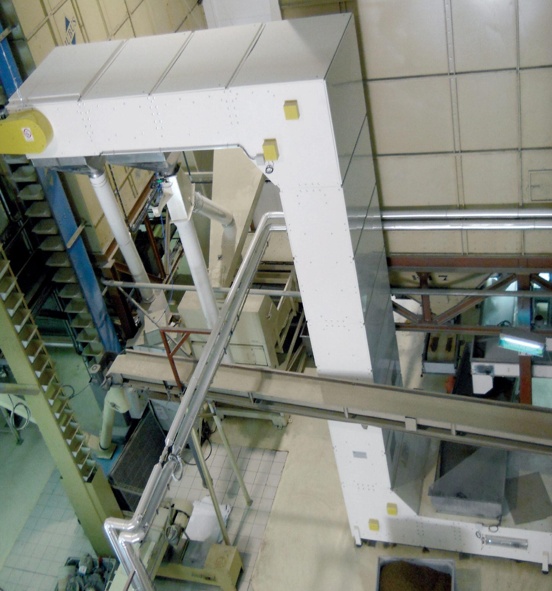 Elevatore a Tazze del Modello Jolly - foto1