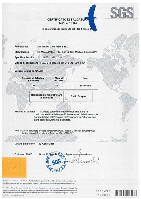 certificato_saldatura