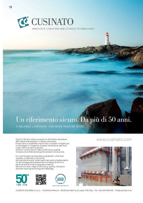 PP con Tecnica Molitoria magazine