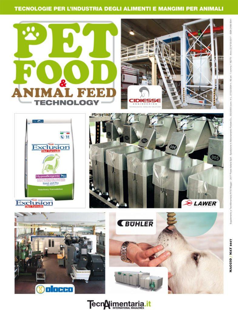 Pet Food Aprile 2017