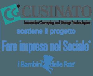 Logo Cusinato e fare impresa nel sociale